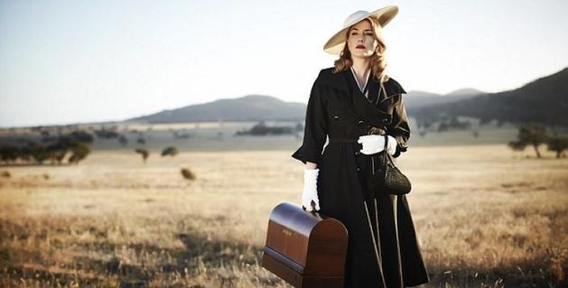 Kate Winslet e Liam Hemsworth se apaixonam no trailer de 'The Dressmaker'