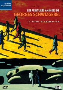 Les peintures animées de Georges Schwizgebel - Poster / Capa / Cartaz - Oficial 1