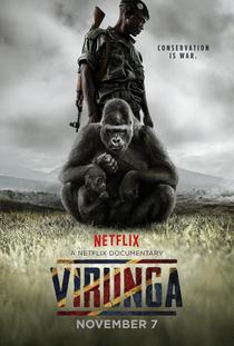 Virunga - Poster / Capa / Cartaz - Oficial 1
