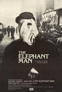 O Homem Elefante - Poster / Capa / Cartaz - Oficial 13
