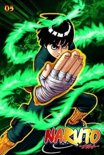 Naruto (3ª Temporada) - Poster / Capa / Cartaz - Oficial 4