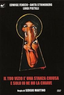 No Quarto Escuro de Satã - Poster / Capa / Cartaz - Oficial 1