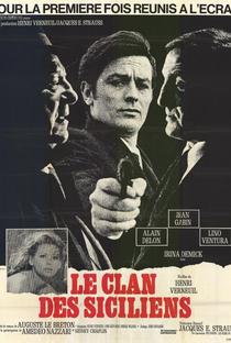 Os Sicilianos - Poster / Capa / Cartaz - Oficial 1