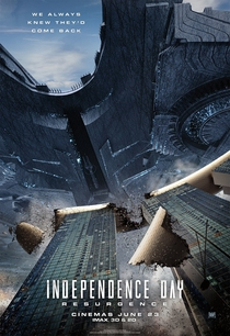 Independence Day: O Ressurgimento - Poster / Capa / Cartaz - Oficial 3
