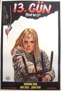 Sexta-Feira 13 - Poster / Capa / Cartaz - Oficial 9