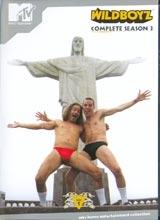 Wildboyz (3ª Temporada) - Poster / Capa / Cartaz - Oficial 1