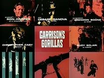 Os Guerrilheiros - Poster / Capa / Cartaz - Oficial 1