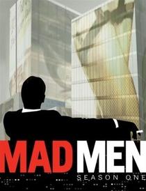 Mad Men (1ª Temporada) - Poster / Capa / Cartaz - Oficial 2