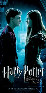 Harry Potter e o Enigma do Príncipe - Poster / Capa / Cartaz - Oficial 40
