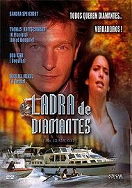 Ladra de Diamantes - Poster / Capa / Cartaz - Oficial 1