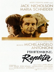Profissão: Repórter - Poster / Capa / Cartaz - Oficial 6