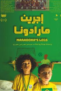 As Pernas do Maradona - Poster / Capa / Cartaz - Oficial 1