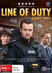 Line of Duty (3º Temporada) - Poster / Capa / Cartaz - Oficial 2