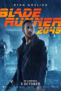 Blade Runner 2049 - Poster / Capa / Cartaz - Oficial 13