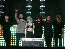 Paramore live@ Reading Festival 2014 - Poster / Capa / Cartaz - Oficial 1