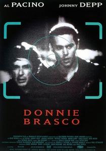 Donnie Brasco - Poster / Capa / Cartaz - Oficial 1