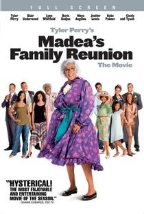 Madea - Reunião de Família - Poster / Capa / Cartaz - Oficial 1