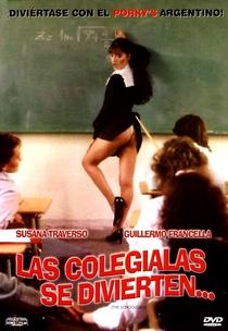Las Colegialas  - Poster / Capa / Cartaz - Oficial 1