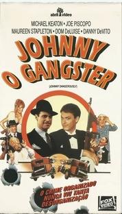 Johnny, O Gangster - Poster / Capa / Cartaz - Oficial 3