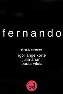 Fernando - Poster / Capa / Cartaz - Oficial 2