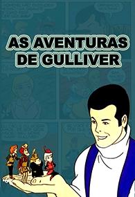 As Aventuras de Gulliver - Poster / Capa / Cartaz - Oficial 1