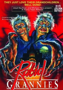 Rabid Grannies - Poster / Capa / Cartaz - Oficial 6