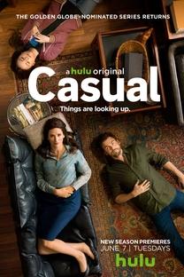 Casual (2ª Temporada) - Poster / Capa / Cartaz - Oficial 1