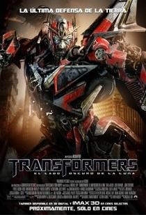 Transformers: O Lado Oculto da Lua - Poster / Capa / Cartaz - Oficial 8