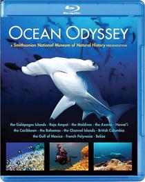 Odisséia Oceânica - Poster / Capa / Cartaz - Oficial 1