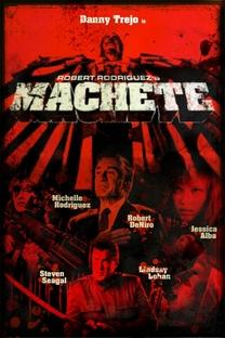 Machete - Poster / Capa / Cartaz - Oficial 3