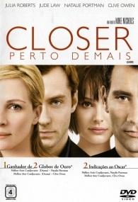 Closer: Perto Demais - Poster / Capa / Cartaz - Oficial 3