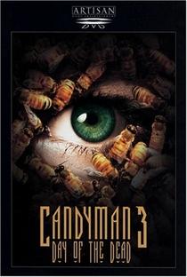 Candyman: Dia dos Mortos - Poster / Capa / Cartaz - Oficial 3