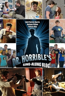 Dr. Horrible's Sing-Along Blog - Poster / Capa / Cartaz - Oficial 1