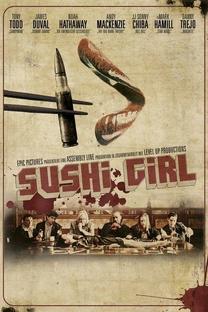 Sushi Girl - Poster / Capa / Cartaz - Oficial 2