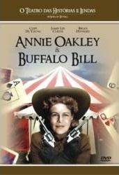 O Teatro das Historias e Lendas - Annie Oakley & Buffalo Bill - Poster / Capa / Cartaz - Oficial 1