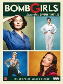 Bomb Girls (2ª Temporada) - Poster / Capa / Cartaz - Oficial 1