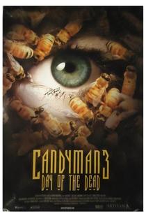 Candyman: Dia dos Mortos - Poster / Capa / Cartaz - Oficial 5