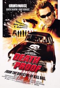 À Prova de Morte - Poster / Capa / Cartaz - Oficial 4