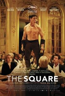 The Square - A Arte da Discórdia - Poster / Capa / Cartaz - Oficial 3