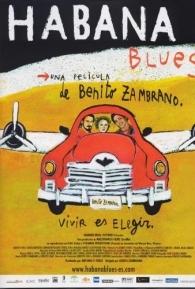 Habana Blues - Poster / Capa / Cartaz - Oficial 1