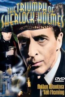The Triumph of Sherlock Holmes - Poster / Capa / Cartaz - Oficial 1