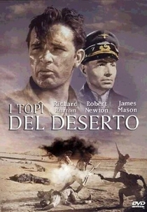 Ratos do Deserto - Poster / Capa / Cartaz - Oficial 3