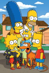 Os Simpsons (24ª Temporada) - Poster / Capa / Cartaz - Oficial 2