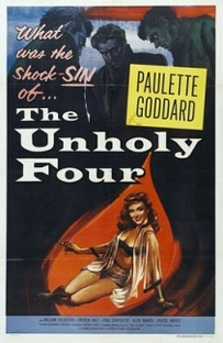 Os Quatro Profanos - Poster / Capa / Cartaz - Oficial 1