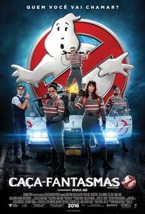 Caça-Fantasmas - Poster / Capa / Cartaz - Oficial 5