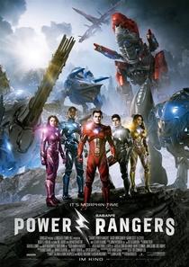Power Rangers - Poster / Capa / Cartaz - Oficial 32