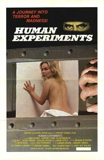 Experiências Humanas - Poster / Capa / Cartaz - Oficial 2