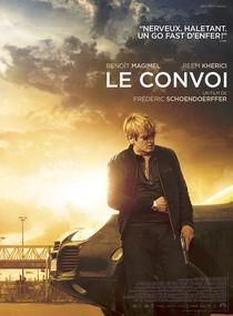 Comboio Furioso - Poster / Capa / Cartaz - Oficial 1