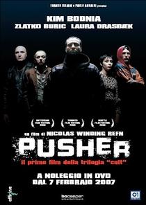 Pusher - Poster / Capa / Cartaz - Oficial 1