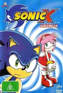 Sonic X (2ª Temporada) - Poster / Capa / Cartaz - Oficial 4
